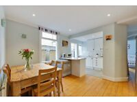 Exquisite Two Bed Ground Floor Edwardian Maisonette Situated On Highly Desirable Tree Lined Road.