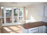 A spacious sunny one double bedroom flat, osp, 7 mins E Putney & Putney Stn