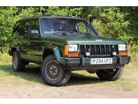 96 Jeep Cherokee XJ Limited Seeks New Owner for fun, maybe more?