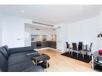 ** AMAZING VACANT 1 BED APARTMENT, HIGH FLOOR, GYM, CANARY WHARF, CALL NOW, E14 - AW