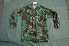 Original 1985 85Pattern DPM Temperate Field Jacket - Large