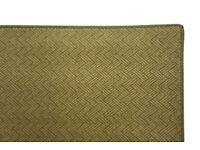 New, Geometric Green Rug (230x201cm)