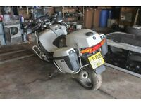 BMW RE1200 RT - 1170 cc - 08-Reg