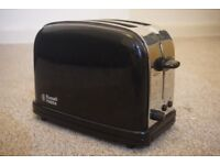 Fully working Russell Hobbs Colour Plus 2-Slice Toaster