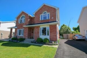 Beautiful 2 story semi detached home for rent in cornwall