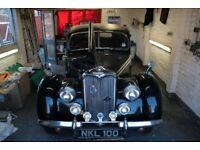 1950 Riley 1.5 RME... vintage.. classic..