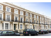 Three double bedroom apartment in leafy Maida Vale
