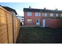 An Extensively Renovated, and beautifully furnished 3 Bedroom house Large garden, shed and parking