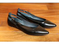 Jonak, black, size 38, brand new