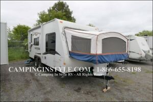 2012 FOREST RIVER SURVEYOR 192T (hybrid)