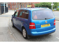 Sell Volkswagen Touran ( FIVE SEATS)