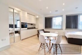 Studio flat in High Road, North Finchley, London N12 - NO ADMINISTRATION FEES