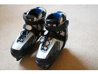 "Boys' ""SFR"" Ice Skates - adjustable size 13-3"