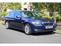 2011 11 BMW 520D F11 ESTATE 2.0 DIESEL BLUE MANUAL HPI CLEAR LONG MOT 525D 530D 535D