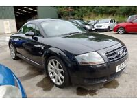2004 Audi TT (225 BHP) Quattro *** damaged repairable ***