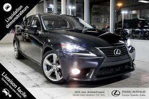 2014 Lexus IS 350 *156$/semaine* Garantie jusqu'en 2020*