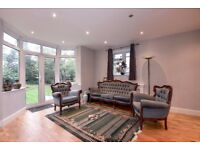 STUNNING TWO BEDROOM GARDEN FLAT ON MADELEY ROAD WITH OFF-STREET PARKING £1850 PCM