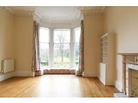 Ref 166 - Beautifully appointed 3 bedroom drawing room flat (unfurnished) on Belgrave Crescent