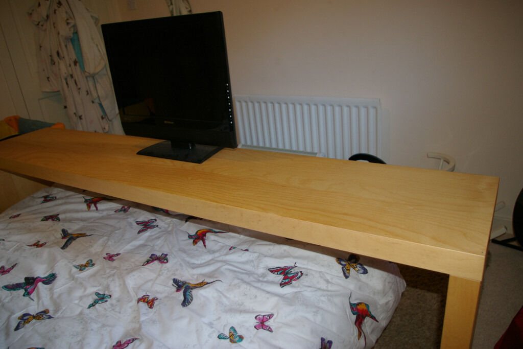 Ikea Rolling Over Bed Table