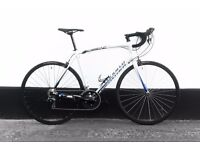 Road bicycle SPECIALIZED ALLEZ (NEW PARTS) 58 CM SIZE