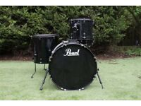 pearl drum kit rare