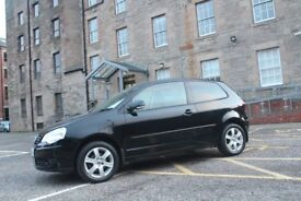 VOLKSWAGEN POLO 1.2 MATCH 3DR BLACK