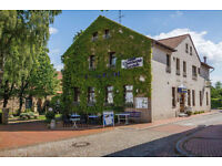 Occasion: Fully equipped well established hotel-restaurant in Lower Saxony Germany
