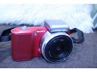 Sony Alpha Nex-3 camera (used)
