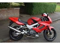 Honda Firestorm VTR1000 Nice clean example