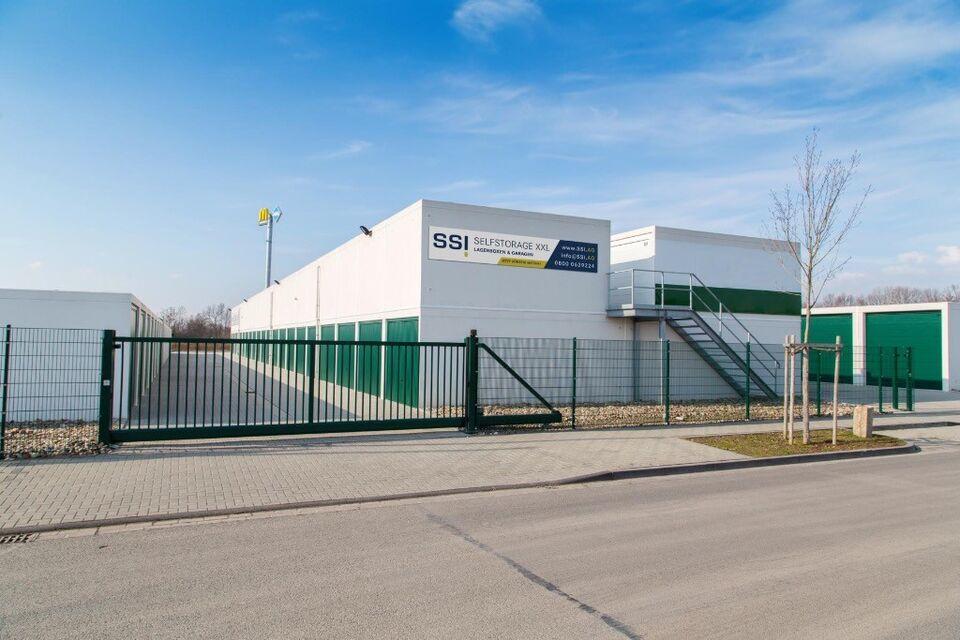 Garage, Lagerraum, Lagerhalle, Lagerbox Self Storage Hildesheim in Niedersachsen - Hildesheim