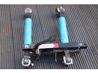 MasterPro Hydraulic Vehicle Positioning Jack Lifting Capacity 680Kg