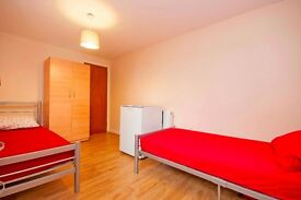 Twin Room in Leyton, all bills included £115 pp/pw