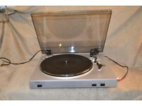 Ion USB Turntable/Vinyl Archiver with line input. Plug and play.