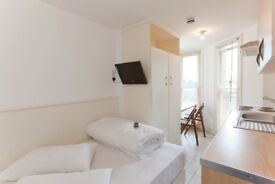 Studio Swiss Cottage for Long Term £950 pcm all Bills included