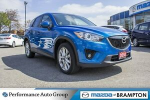 2014 Mazda CX-5 GT|AWD|SUNROOF|HEATED SEATS|LEATHER