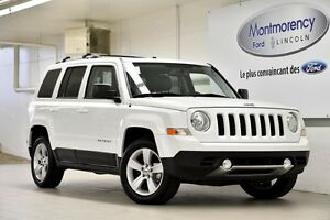 2011 Jeep Patriot Limited CUIR+AUTOMATIQUE