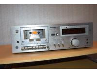 Technics M17 HiFi Cassette deck