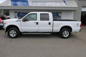 2011 Ford Super Duty F-250 SRW XLT  4X4  Auto