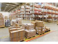 LOW COST STORAGE/FULFILLMENT FOR START UP & SMALL ONLINE STORE BUSINESSES / EBAY / ETSY / GROUPON
