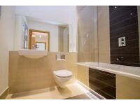 BRAND NEW - FULLY FURNISHED - 2BED 2BATH - CONCIERGIE - GYM - 14TH FLOOR - STRATFORD E20 E15 BOW! JS