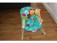 Fisher Price Sensory Bouncer - Two in One