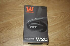 Westone W20 Dual Driver Earphones - BRAND NEW and sealed