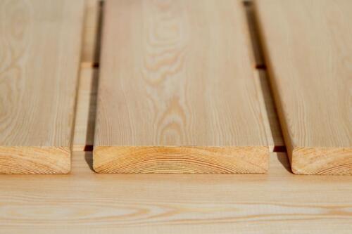 Glattkantbretter 20x90mm Sibirische Larche Holzdiele 2 00 Lfm In