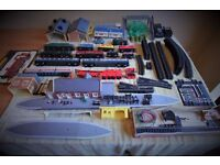 HORNBY TRAIN SETS & ACCESSORIES (c.1978) (REDUCED)