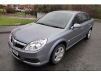 VAUXHALL VECTRA 1.8 VVT EXCLUSIVE ** 08 PLATE ** ONLY 46,000 MILES FROM NEW **