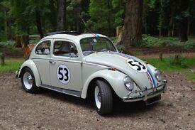 VW Beetle 'Herbie'