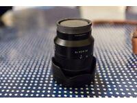 Sony FE 24-70mm f4 - full frame zeiss lens for A7/A7r/A7s/A7rii/A7rii/A7sii
