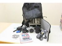 Canon camera and accesories