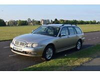 PRICE REDUCED - Rover 75 Touring, great condition, drives perfect with 12 months MOT.