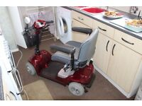 Stryder Mobility Scooter Good Condition